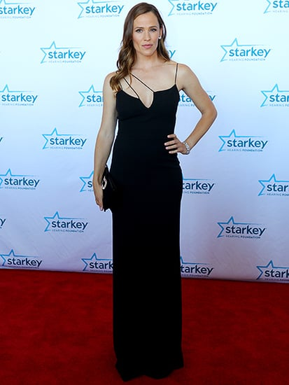 Jennifer Garner Dazzles as She Is Honored for Charity Work at Starkey Hearing Foundation Gala