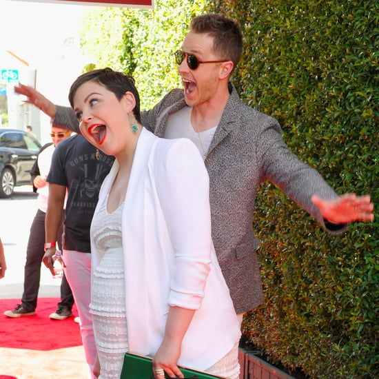 Ginnifer Goodwin and Josh Dallas at John Varvatos Event 2016