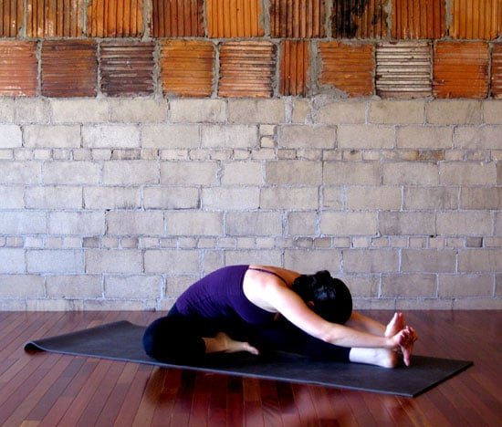 How to Do Hip Opening Head to Knee Pose