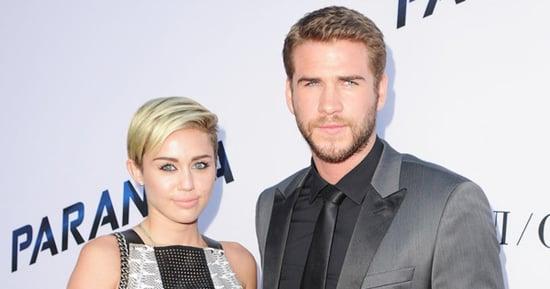 Liam Hemsworth Talks Miley Cyrus Relationship: When I Feel Something I Go For It