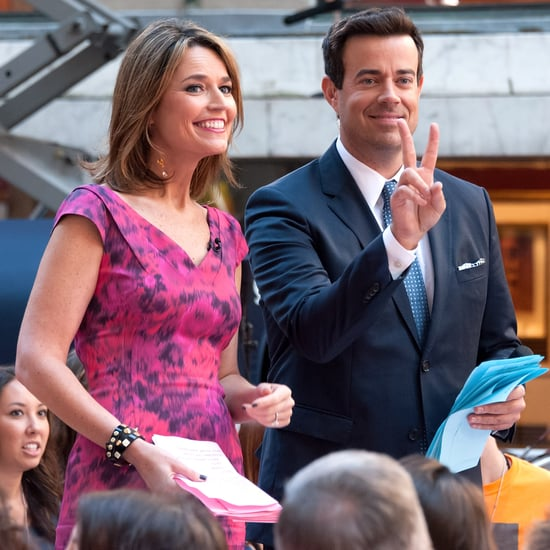 Savannah Guthrie on Carson Daly Joining Today Show