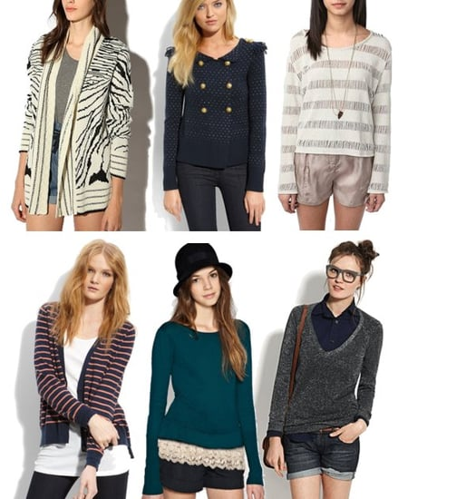 Online Sale Alert: Sweaters For Spring