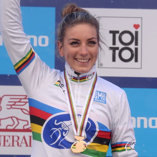 French Olympic Cyclist Looks Like Kate Middleton