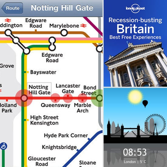 Travel London With 8 Must-Have Apps