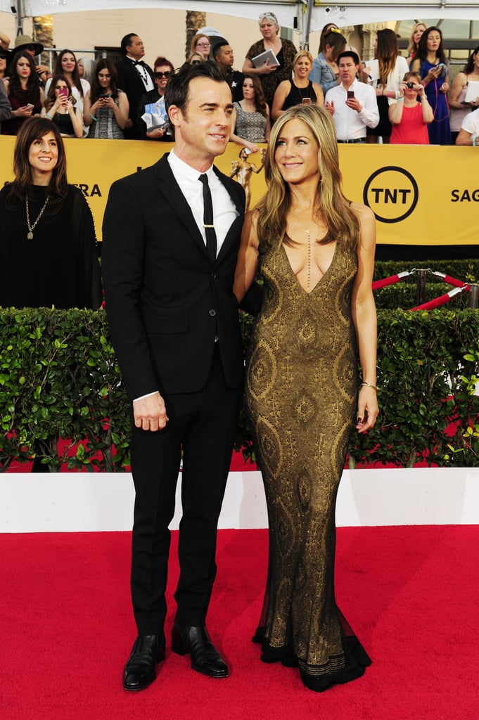 The couple stunned on the red carpet at the SAG Awards in January 2015.