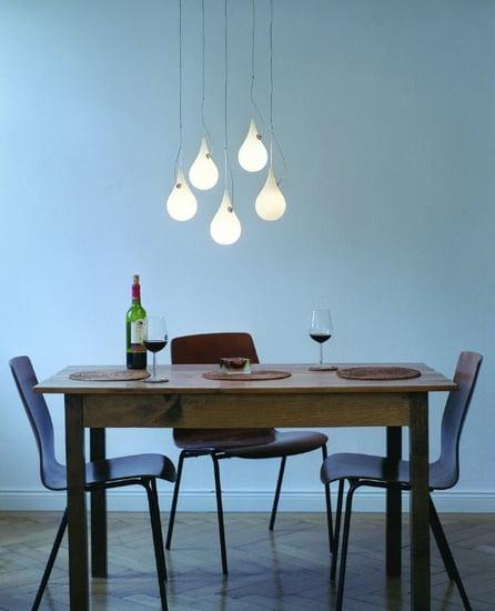 Crave Worthy: Liquid Raindrop Pendant Lamp
