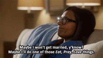 Mindy Kaling on Dating
