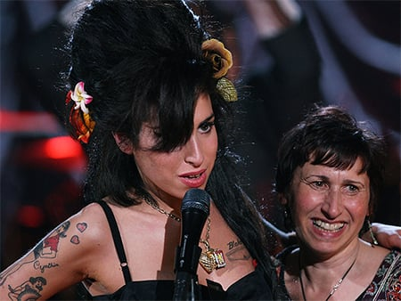 VIDEO: Why Amy Winehouse's Mom Has No Regrets: 'There Was Nothing I Could Have Done That Was Different'