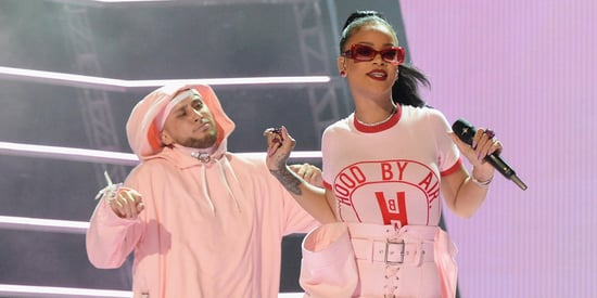 Rihanna Puts In Work, Work, Work For Her MTV VMA Performances