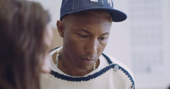 Pharrell Goes to Chanel and Learns How to Be Karl Lagerfeld