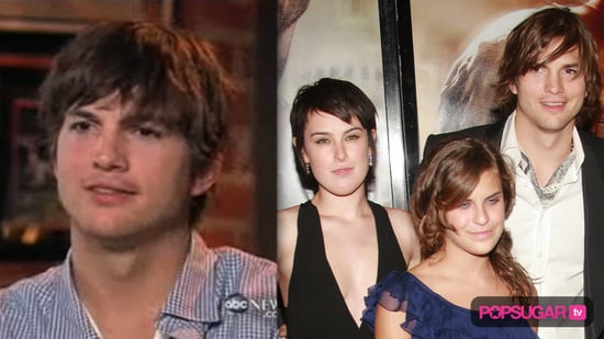 Ashton Kutcher and Demi Moore Baby Plans 2010-05-14 10:12:28