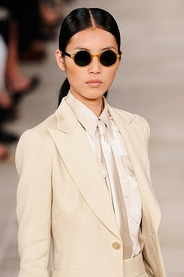"""Round Shades: Snap off the """"2009"""" and you've got yourself a Spring must-have."""