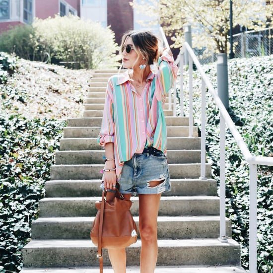 Chic Vertical Stripes Outfit Ideas