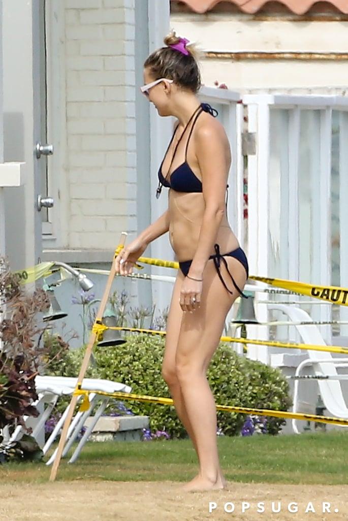 Kate Hudson Rings In Spring With a Bikini Weekend
