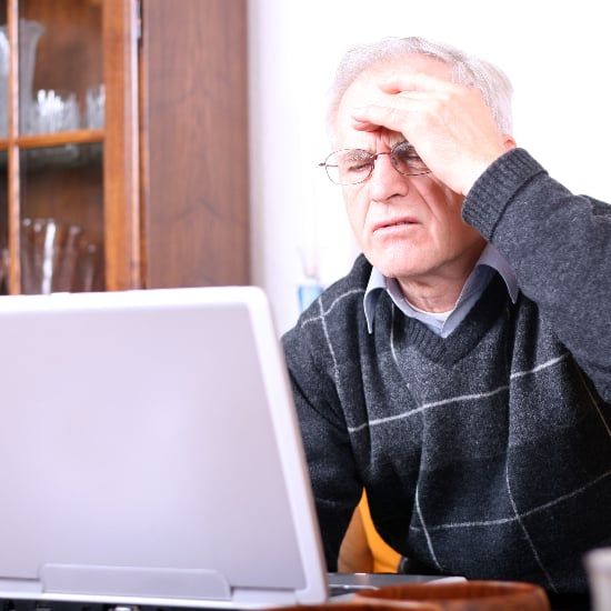 Old Man Search Twitter