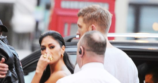 Calvin Harris Parties With Nicole Scherzinger — Get the Details
