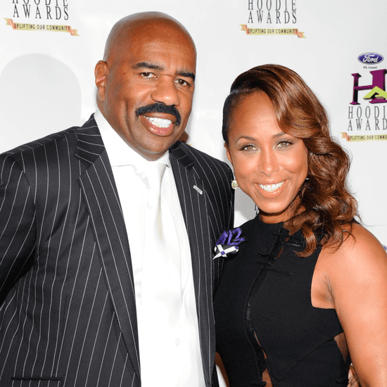 Steve Harvey's Wife Responds to His Miss Universe Mistake