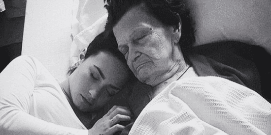 Demi Lovato Mourns Her Great-Grandmother In Emotional Instagram Post