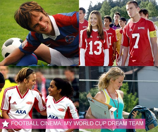 List of Movies About Soccer or Movie Characters Who Are Soccer Players