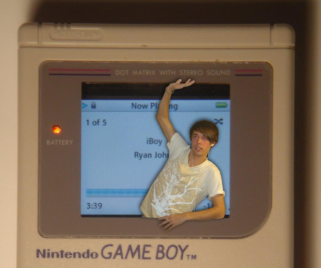 Geek of the Week: Ryan Johns aka the iBoy Boy