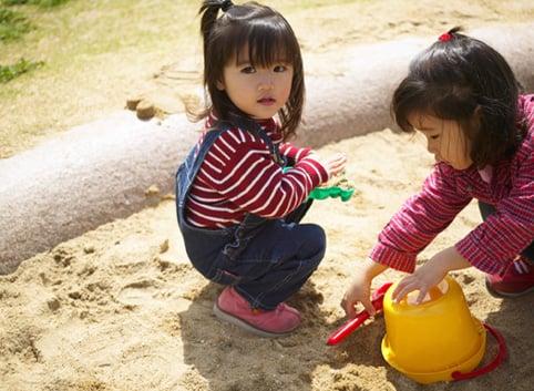 Public Park Sandboxes