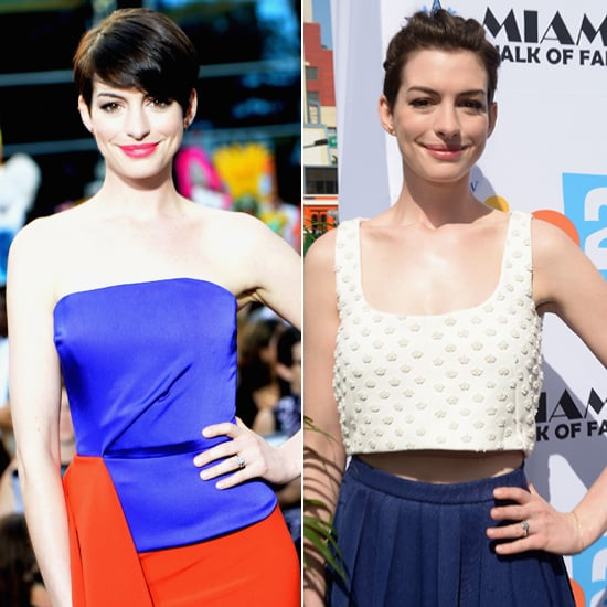 Which Pixie Look of Anne's Do You Prefer?