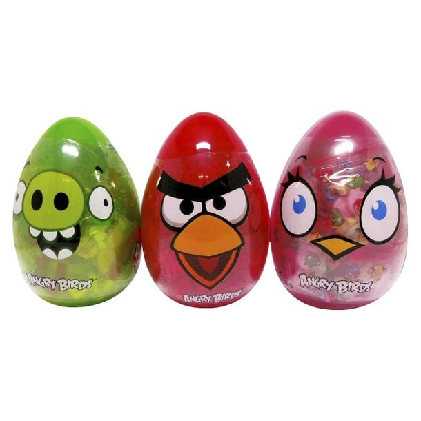 For the gamer in your life, these Angry Birds Easter eggs ($3 at your local Target) are the perfect sweet treat.