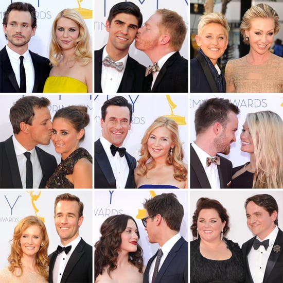 Cutest Couple Moments at the Emmys
