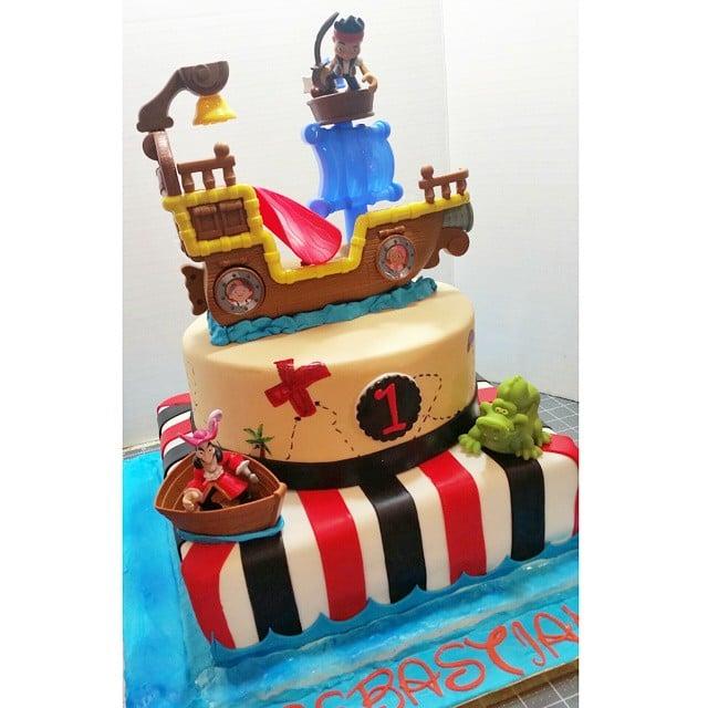 Disney Jake Birthday Cake Image Inspiration of Cake and Birthday