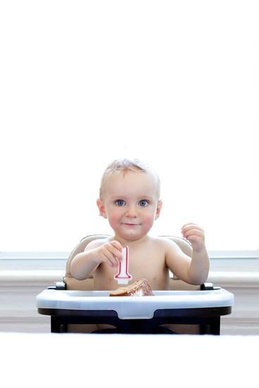 Celebrating Birthday - Year 1