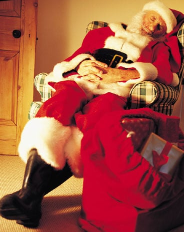 How Many Gifts Does Santa Give Your Kids?