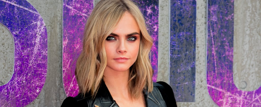 Prepare to Be Thrilled and Terrified by This Epic Cara Delevingne Transformation
