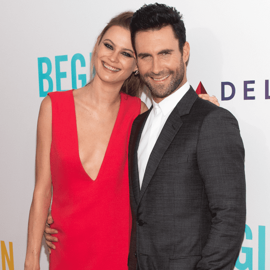Video of Adam Levine Serenading His Wife Is as Sweet as You Would Expect
