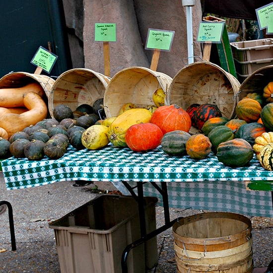 Healthy Winter Squash Recipes