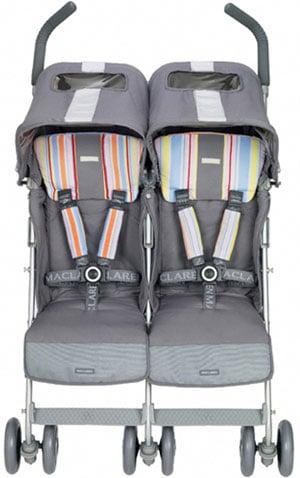 Maclaren Twin Strollers