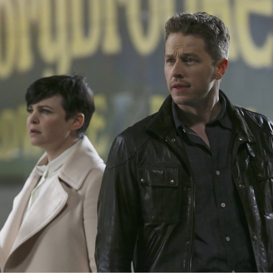Ginnifer Goodwin Interview About Once Upon a Time Season 5