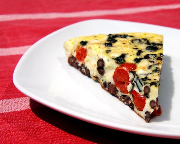 No-Bake Veggie Frittata