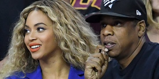 Beyoncé And Jay Z Are Perfectly Suited For Each Other In Matching Outfits