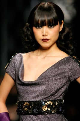 Baby Phat Fall 2008 beauty trend