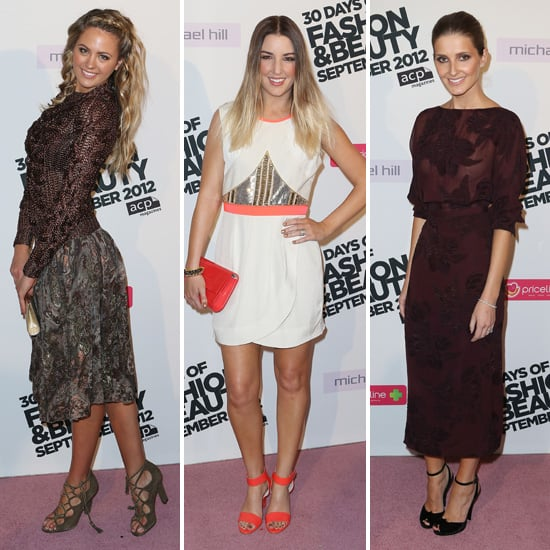 Jesinta, Jules, Kate and More Frock Up to Launch 30 Days of Fashion and Beauty