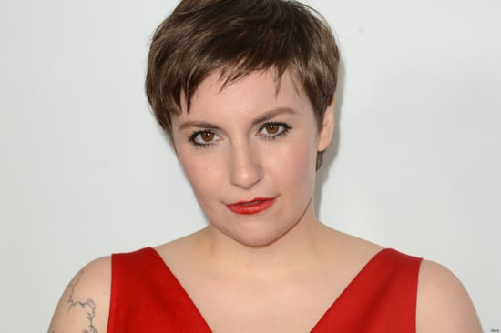 Lena Dunham is Tired of Women Over Apologizing