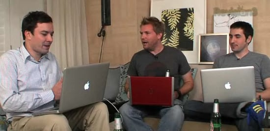 Jimmy Fallon Guests on Diggnation with Kevin Rose and Alex Albrecht