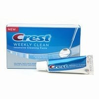 Crest Weekly Intensive Cleaning Toothpaste Review