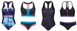 Sale Alert — Stock Up on Sporty Swimwear