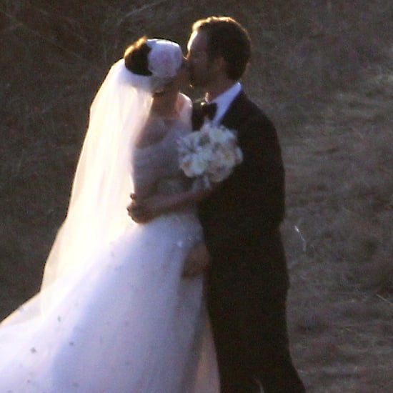 Anne Hathaway and Adam Shulman PDA Pictures