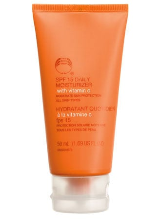 Review of The Body Shop Vitamin C Moisturizer SPF 15