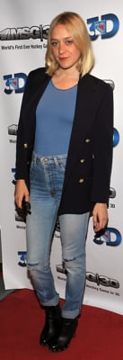 Chloe Sevigny in Clog Boots
