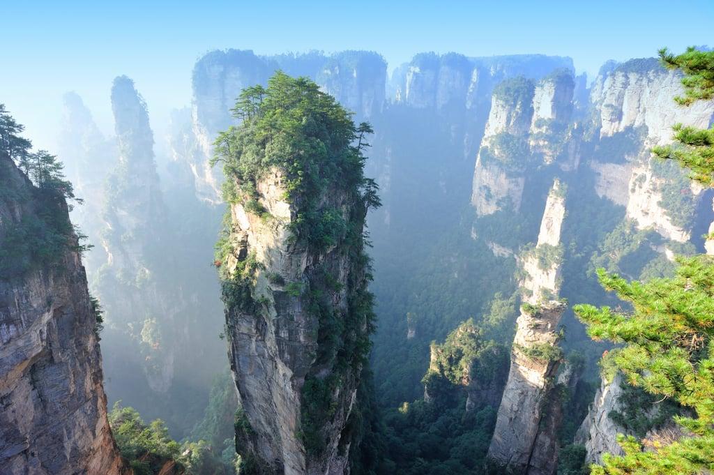 Zhangjiajie National Forest Park, China