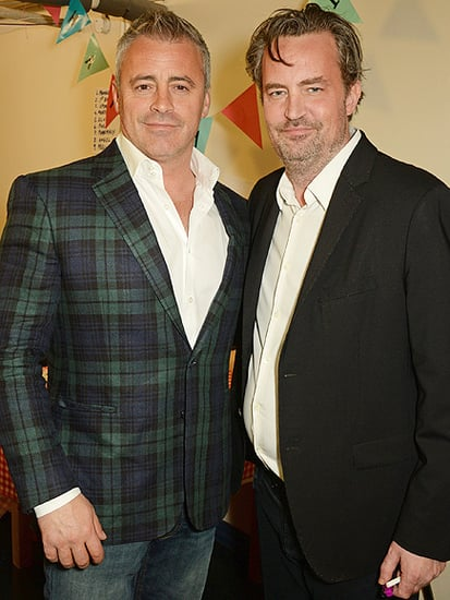 Matt LeBlanc on How He Knows He'll Be Friends Forever with Matthew Perry