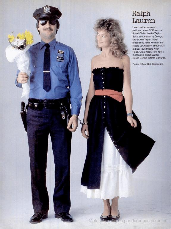 March 1982: New York, New York